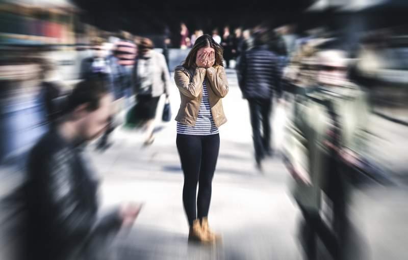 Attacchi di panico e disturbi d'ansia