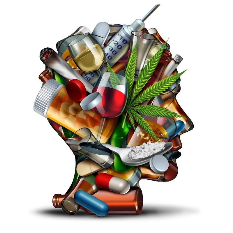 Dipendenza da sostanze o alcol